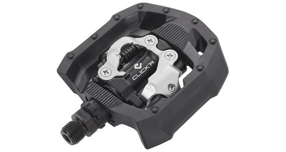 Shimano PD-MT50 pedalen Click'R zwart